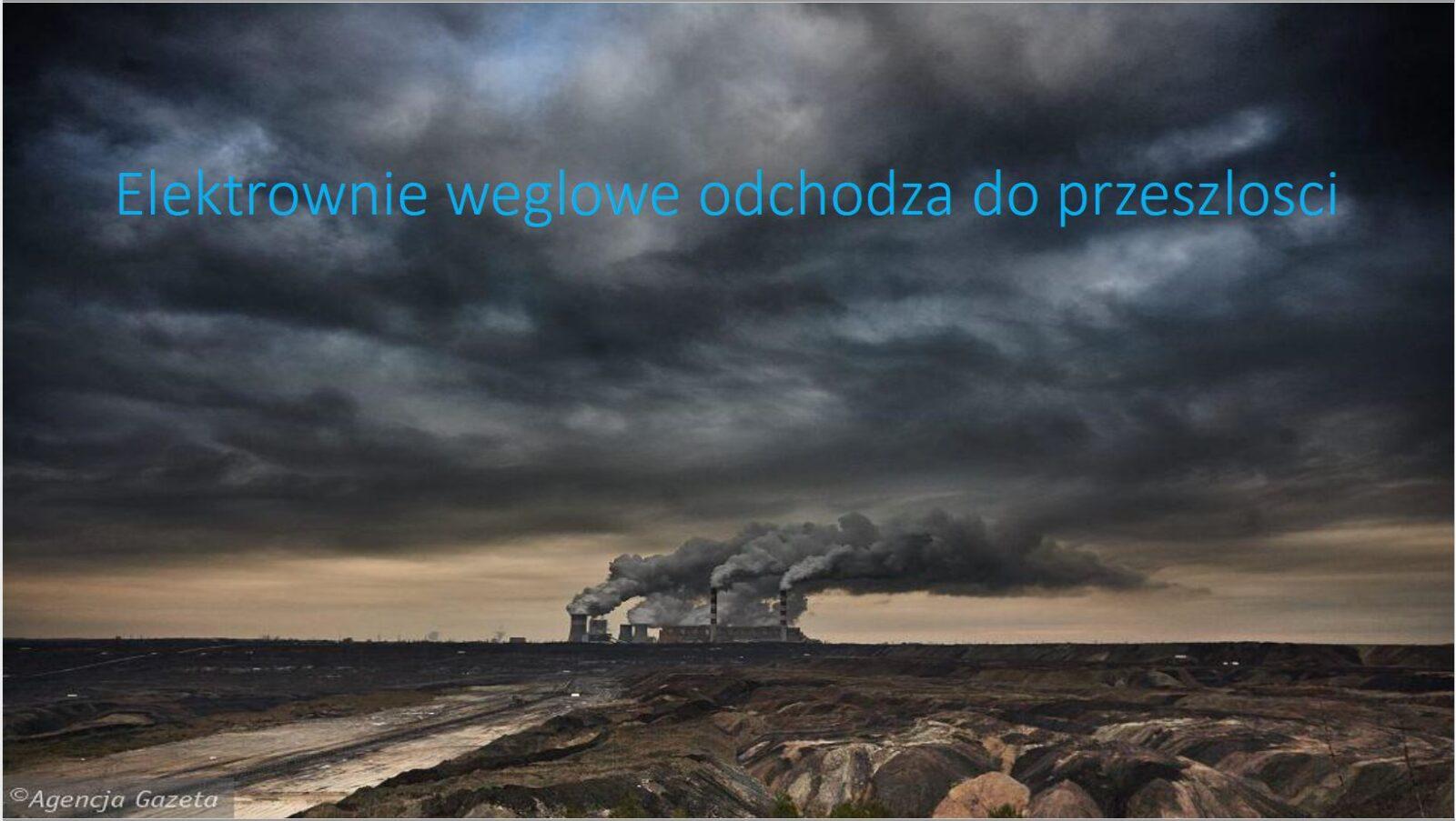 Elektrownie weglowe