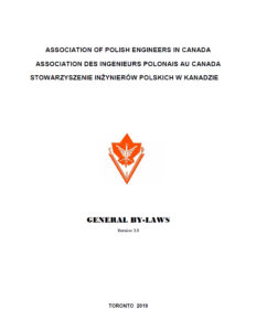 APEC GENERAL BY-LAWS, Version 3.0 2019